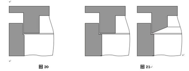 超声波塑胶件的结构设计,超声波结构设计